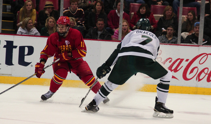 Ferris State Comes Up Short In Quest To Reach Title Game In First-Ever GLI Appearance