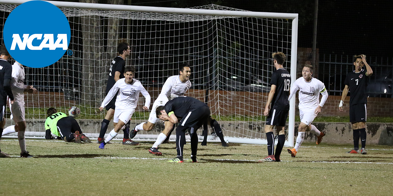 Trinity Defeats Chapman in NCAA First Round Playoff Game