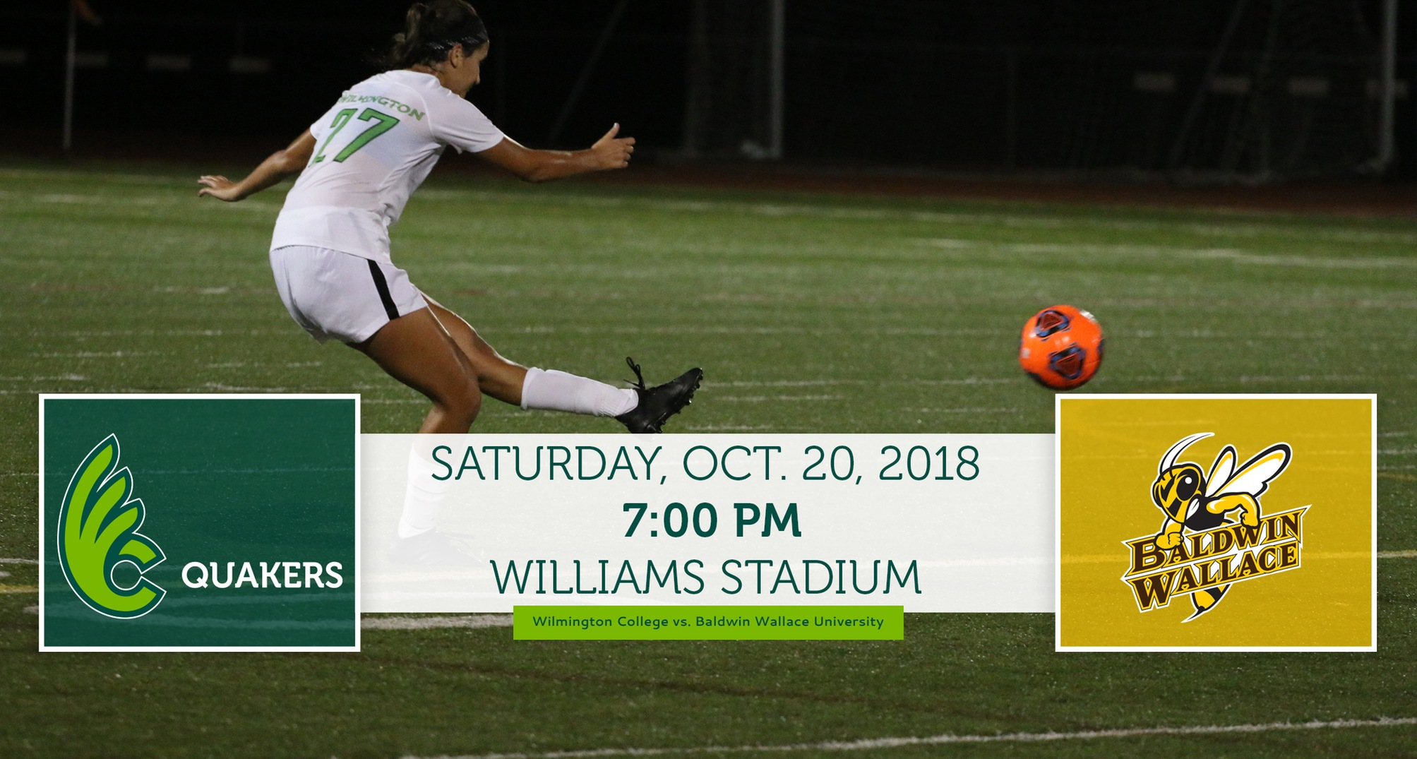 Women's Soccer Returns Home to Face Baldwin Wallace Saturday