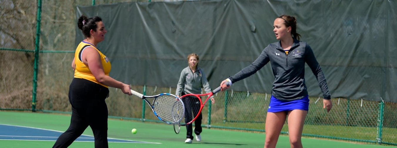 Goucher Women's Tennis Heads To Immaculata For Final Landmark Conference Semifinal Tuneup On Thursday