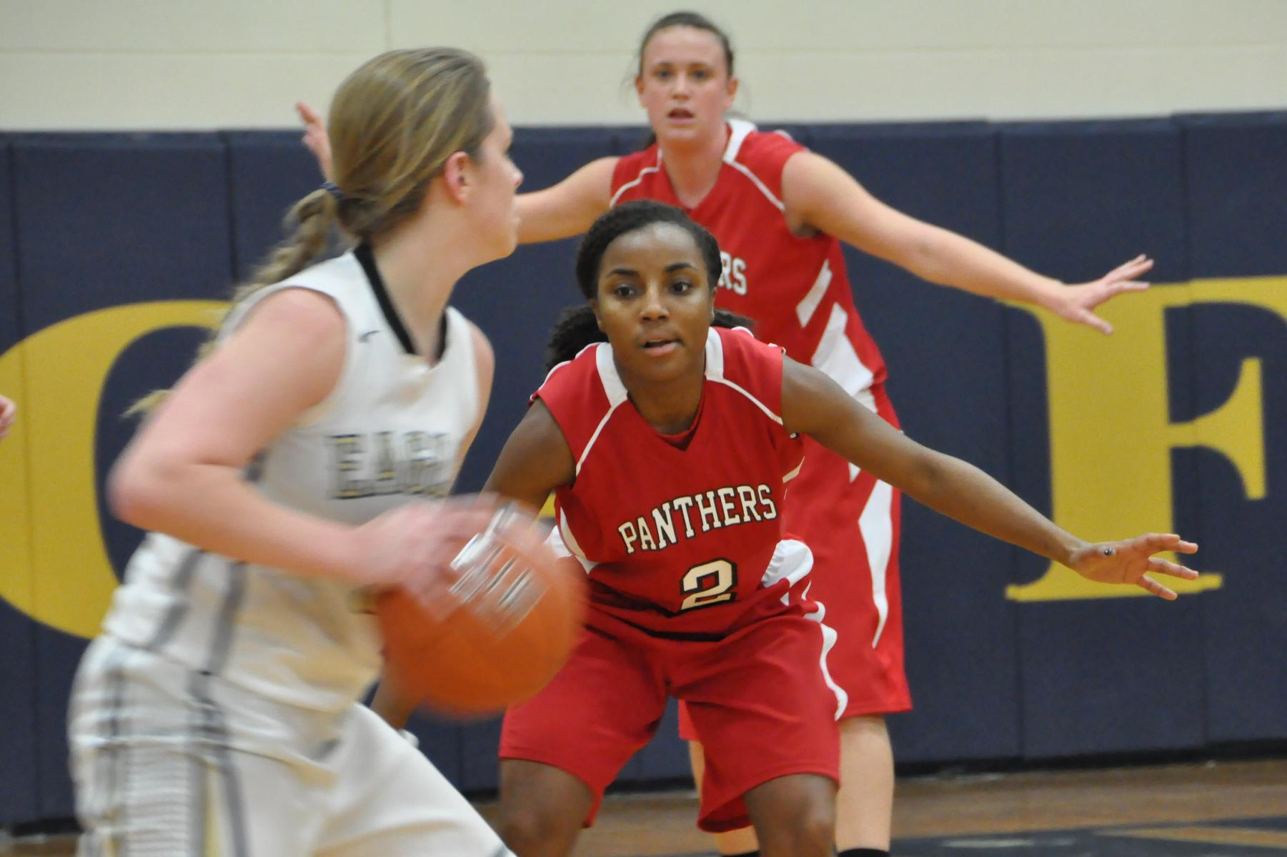 Women's Basketball: Panthers top Toccoa Falls 52-44 for fourth straight win