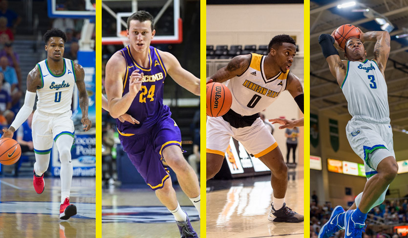 Former @ASUNMBB Players Complete NBA Summer League Action