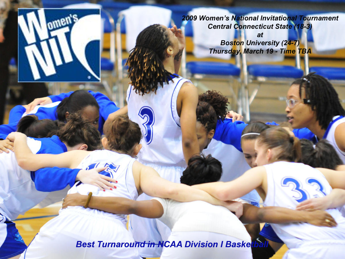 Women's Basketball Headed to Boston University for WNIT First Round Action