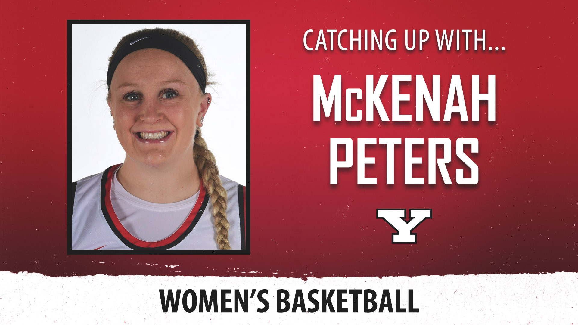 Catching up with McKenah Peters