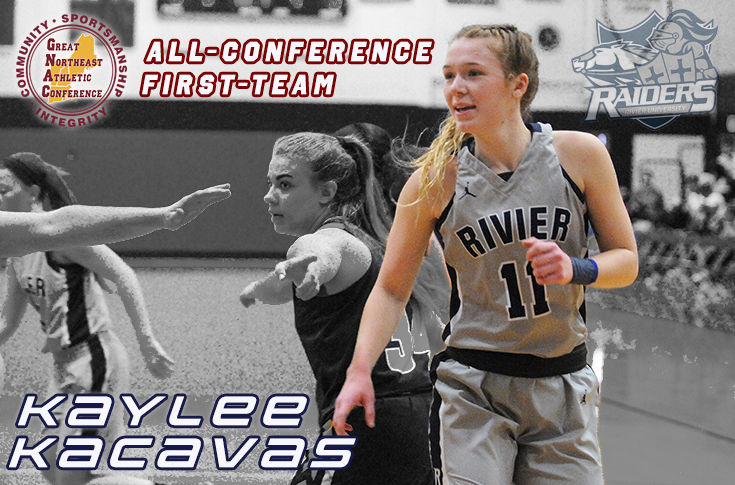 Women's Basketball: Kaylee Kacavas named All-GNAC First Team