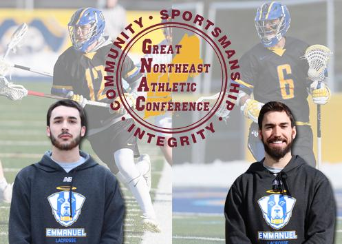 SOUSA & MORAN CAP CAREERS WITH ALL-GNAC HONORS