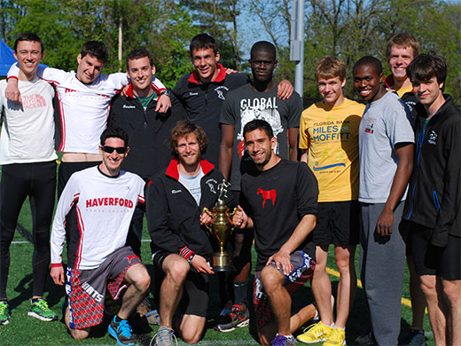 Fords defend outdoor track & field title
