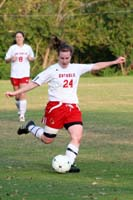 Cardinals upended by Goucher 2-0 in regular season home finale