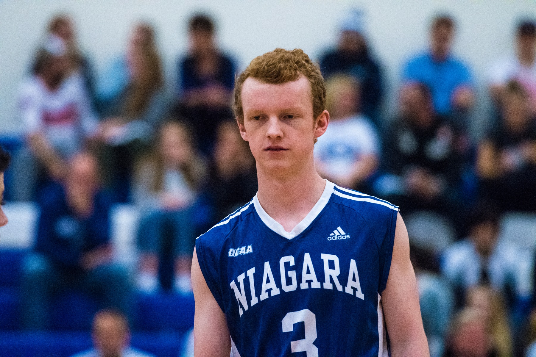 RECAP: Men's volleyball lose 3-1 to Humber Hawks