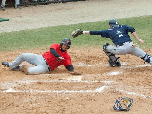 CUA Baseball Drops 17-3 Decision to Moravian