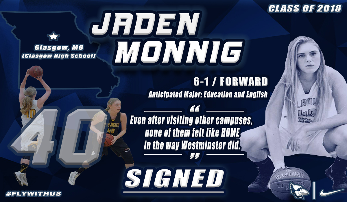 Monnig Added to Women's Basketball 2018-19 Roster