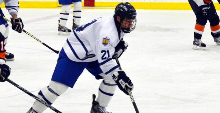 Men's hockey falls short at MSOE