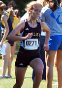 Lesley Lynx Earn Both Weekly Women's Cross Country Honors