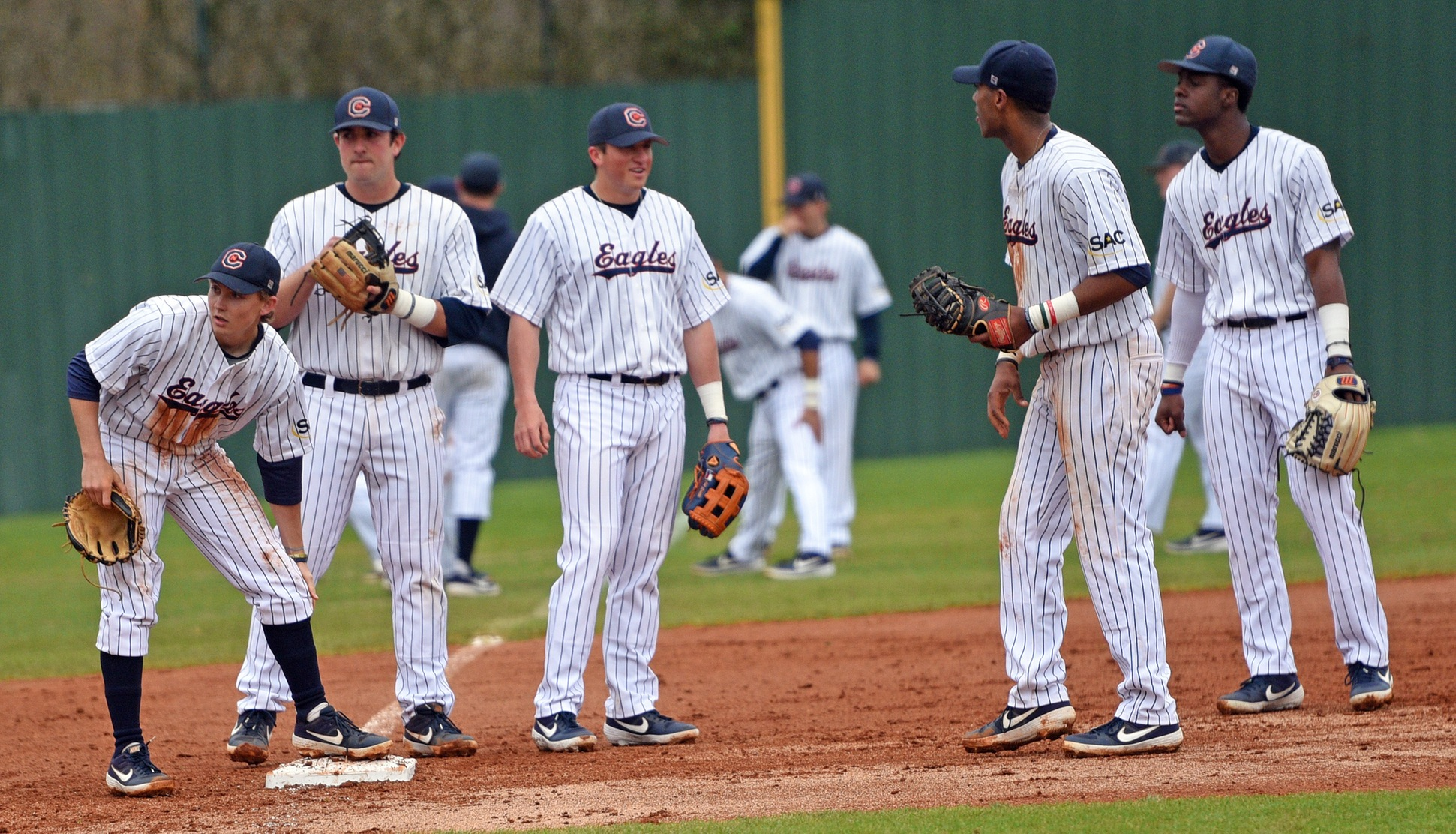 Griffin's group seeks series win with Tusculum in town
