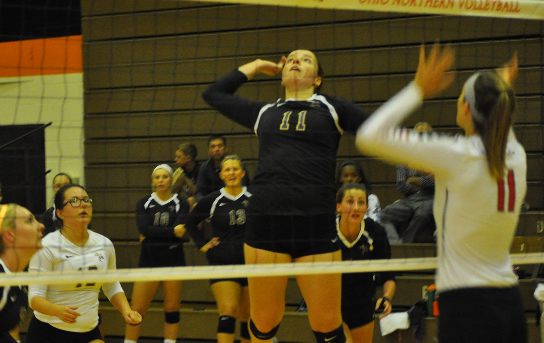 Volleyball Drops Season Opener to Carnegie Mellon at ONU Invitational