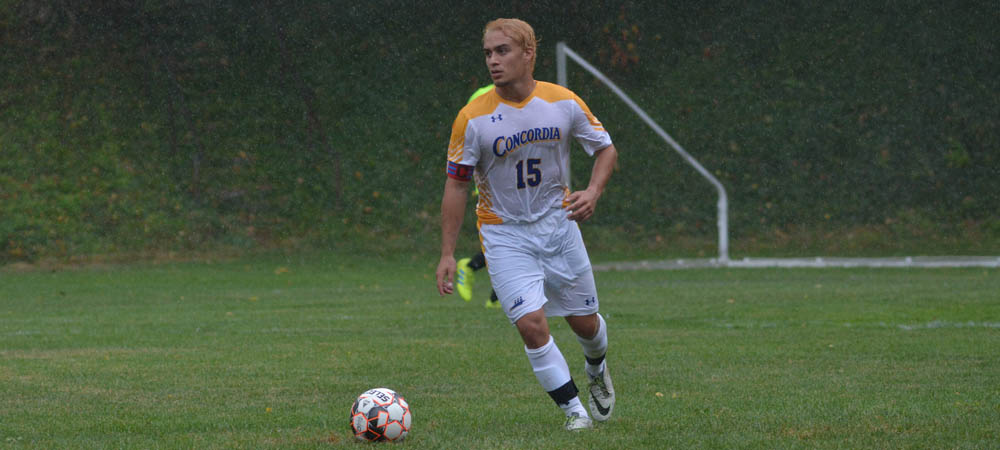 Early Goals Leads Nyack Past Men's Soccer, 5-1