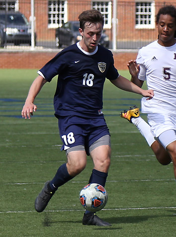 Emory & Henry Men's Soccer Blanks Hiwassee, 5-0, Saturday For Best-Ever Start