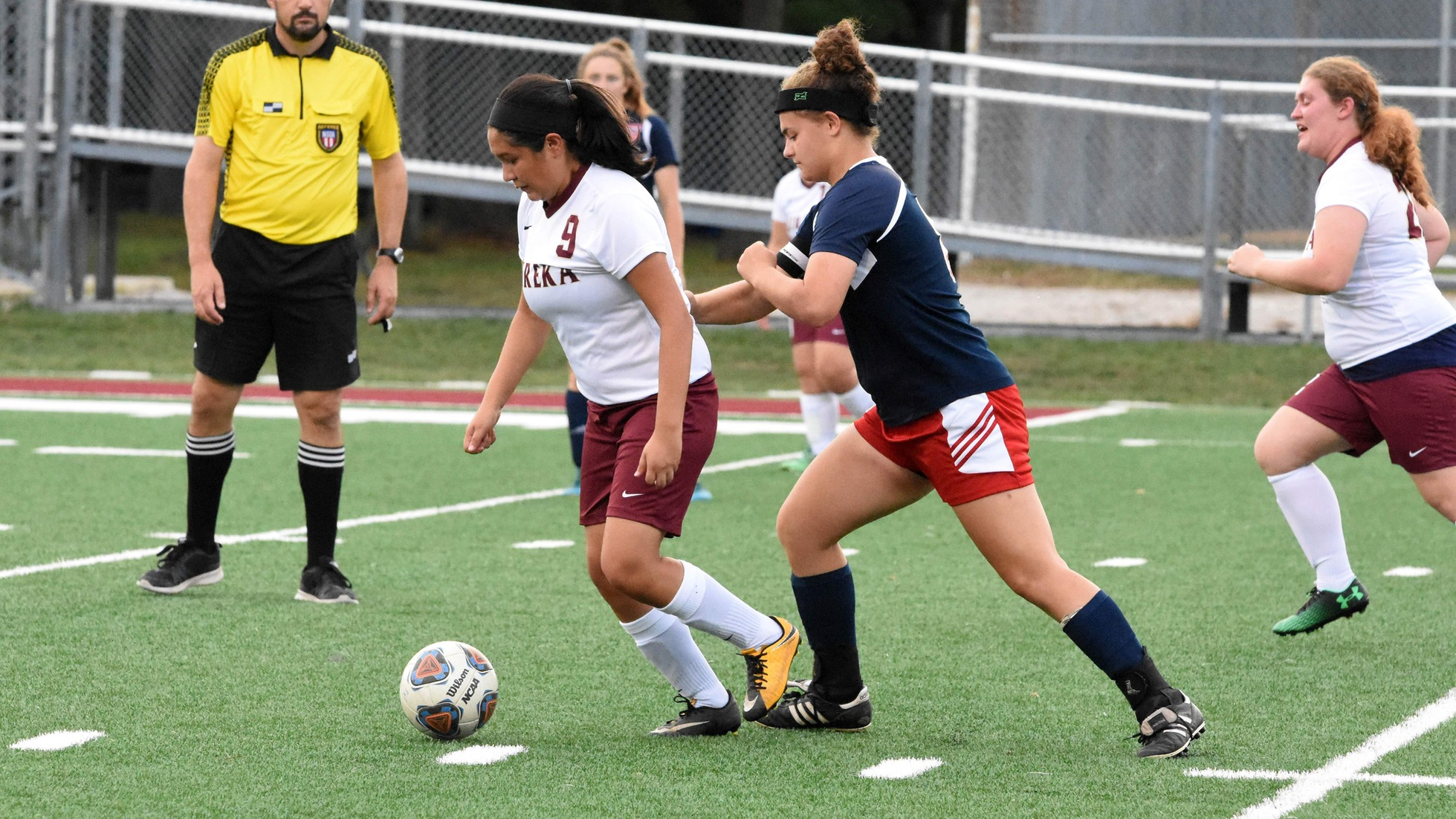 Faith Baptist Bible Prevails Over Red Devils, 4-0