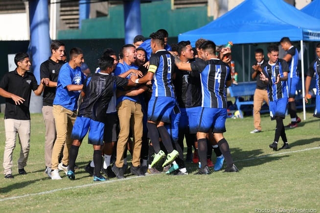 Falcons men's soccer team has been seeded #2 for the SoCal Regional Playoffs