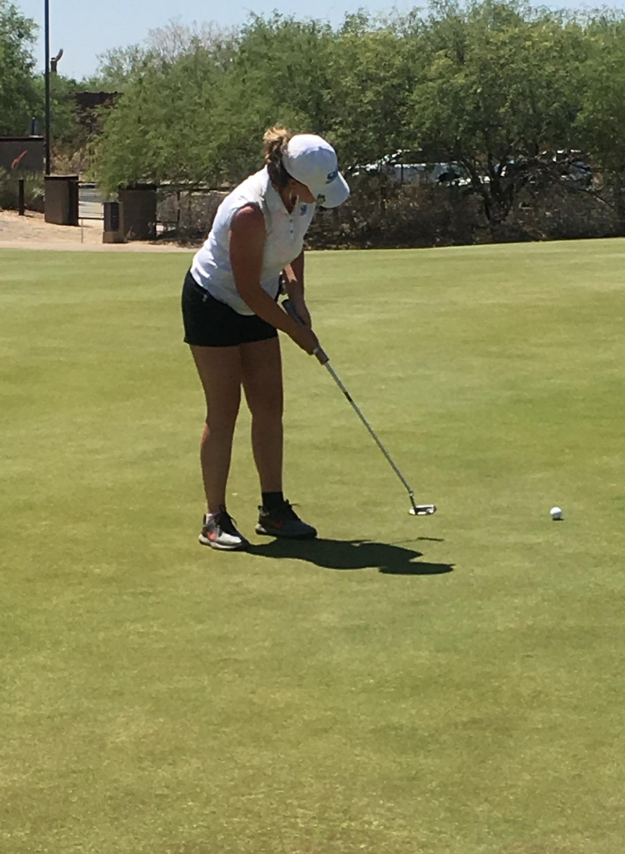 Women's Golf Stays Consistent at Nationals