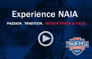 NAIA Indoor Track Field Championships Video