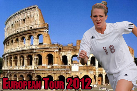 Women's Soccer Team Will Tour Europe In 2012