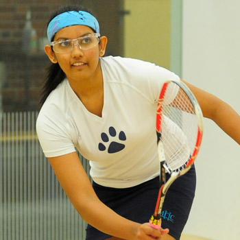Squash Continues Play at the CSA Individual Nationals