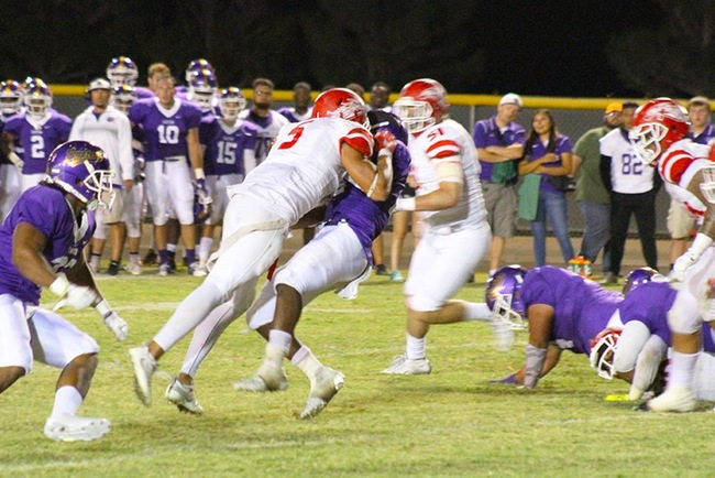 RECAP: Defense Stands Strong For #6 Mesa in Win at Eastern Arizona, 26-21