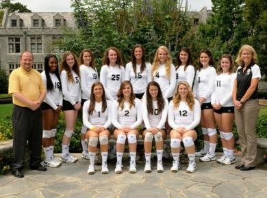 "Oglethorpe Volleyball to Host ""Pink-Out"" Event During Wednesday Night's Match"