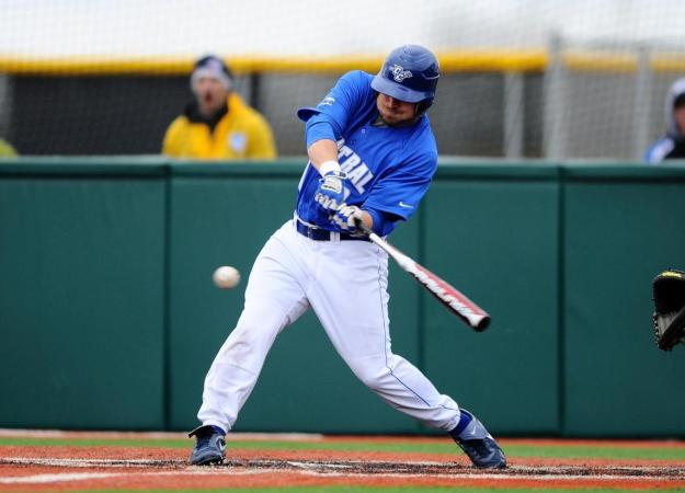 Baseball Drops Series Finale at Bryant