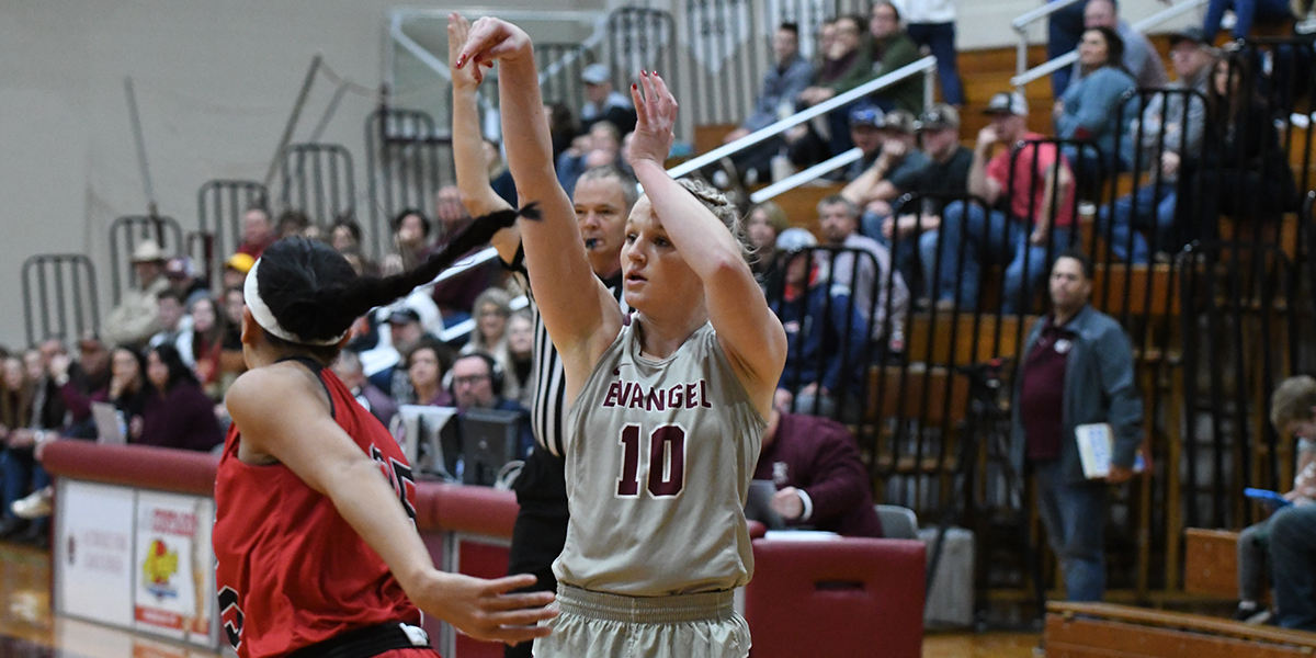Lexie Vaught Named NAIA All-American for Second Time