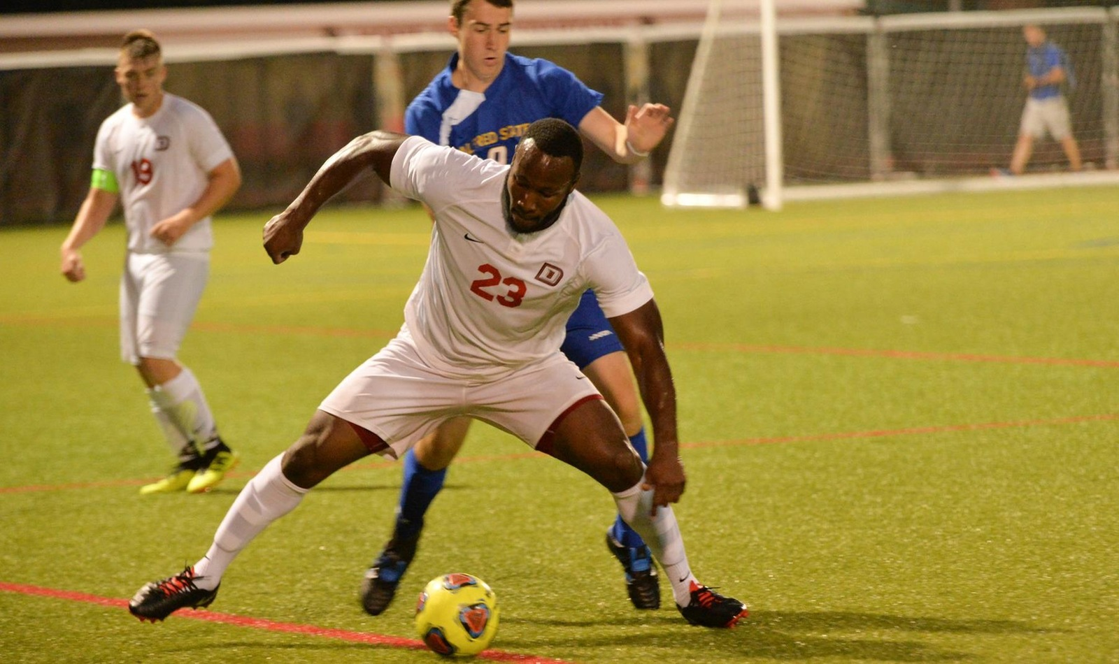 Spartans Fall to Mavericks in Men's Soccer
