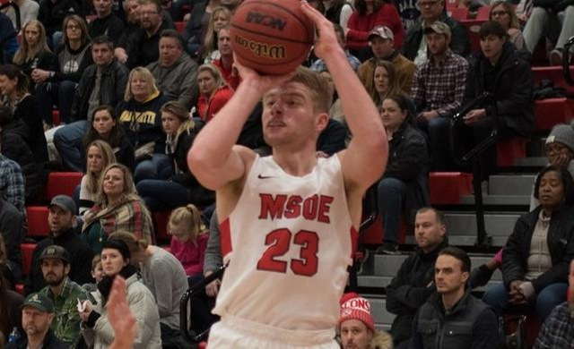 Men's Basketball Pulls Away Against CUC in 110-85 Win