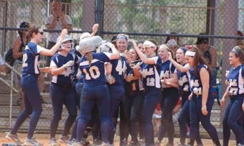 Softball Ends Gene Cusic Classic on High Note, Takes Two Wins