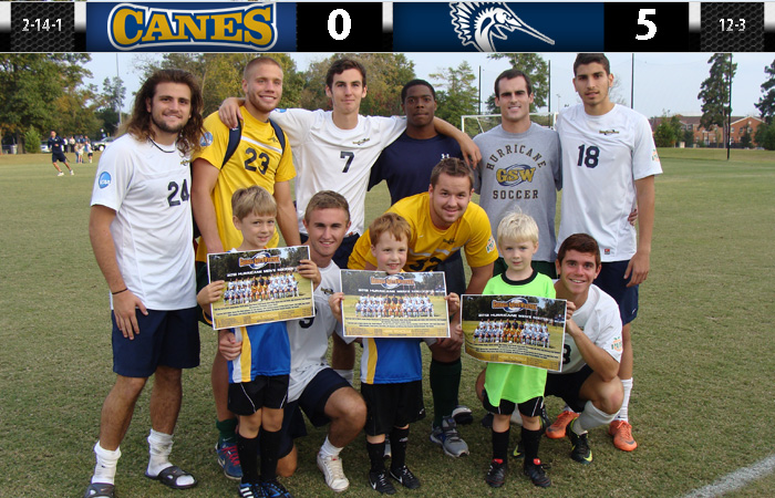 Season Concludes With Loss to Palm Beach Atlantic