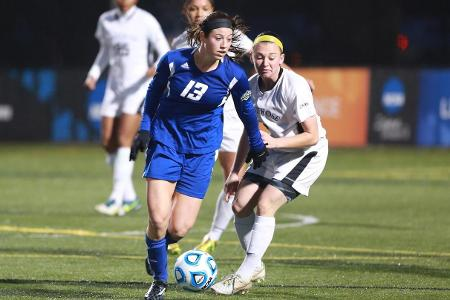 Corby of Grand Valley State Named DII Honda Woman of the Year Nominee for Soccer