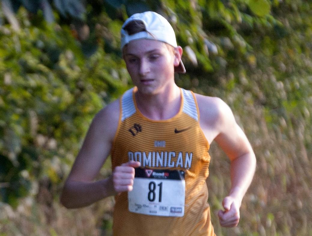Cross Country Both Finish 17th at National Catholic Invitational