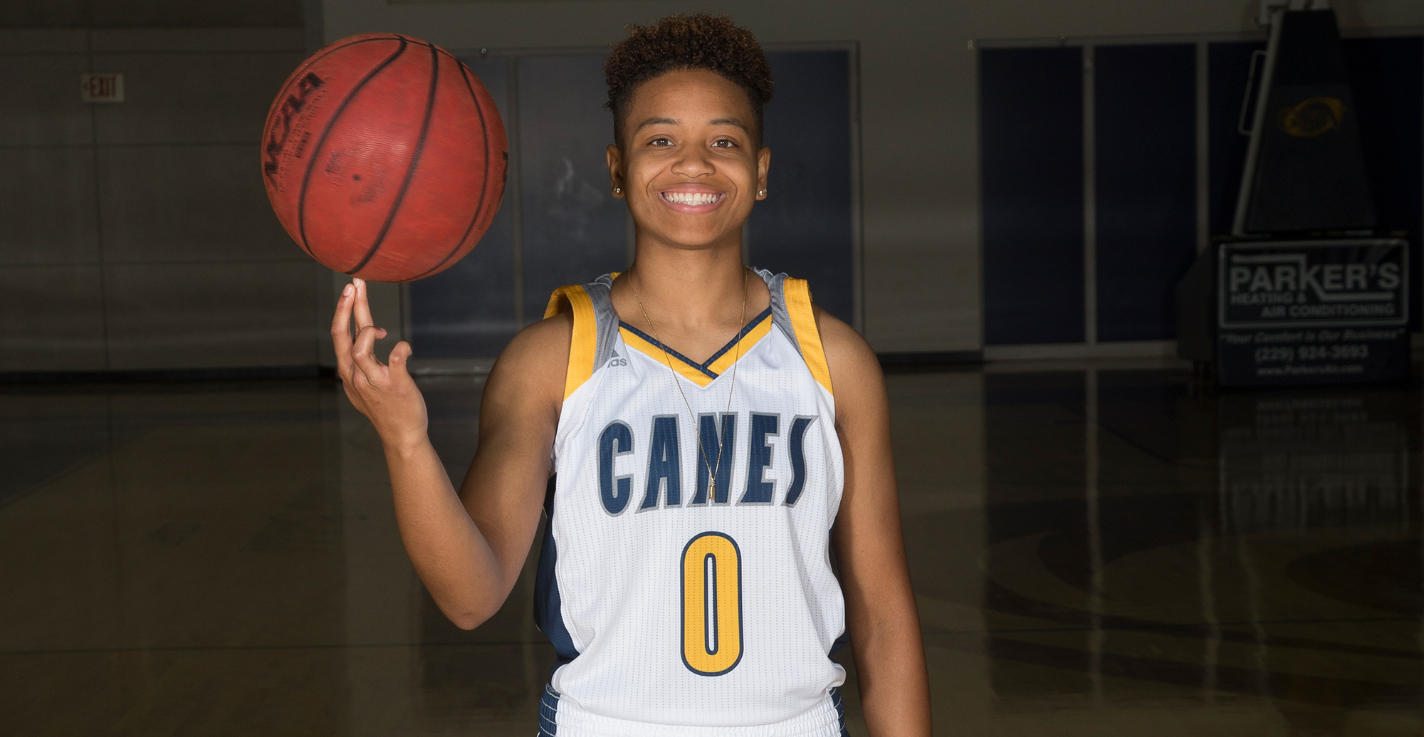 Christmas Comes Early for Lady Canes