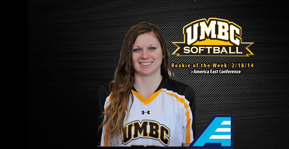Buckley Earns AEC Rookie of the Week Honors; UMBC Adjusts Next Week's Schedule