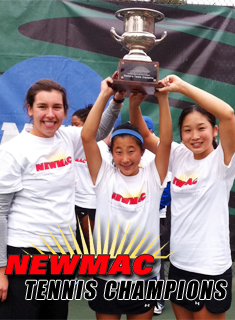 WELLESLEY TENNIS WINS 2011 NEWMAC CHAMPIONSHIP