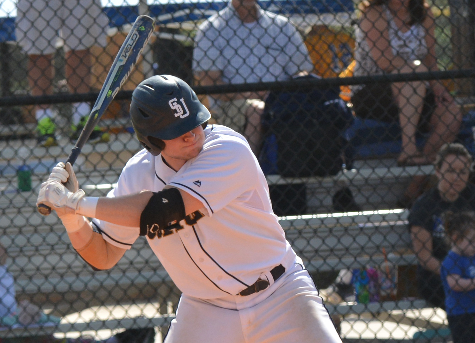 Baseball Slips to Top-Seeded Wheaton, 6-5, in NCAA Northeast Regional
