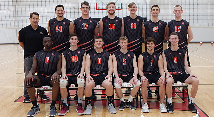 Men's Volleyball Set For 2019 Season