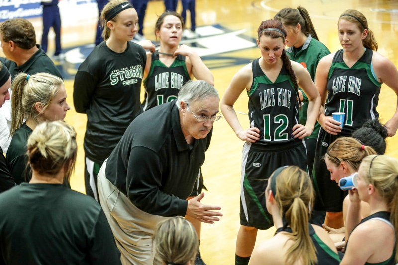 Storm tabbed eighth in GLIAC Media Poll