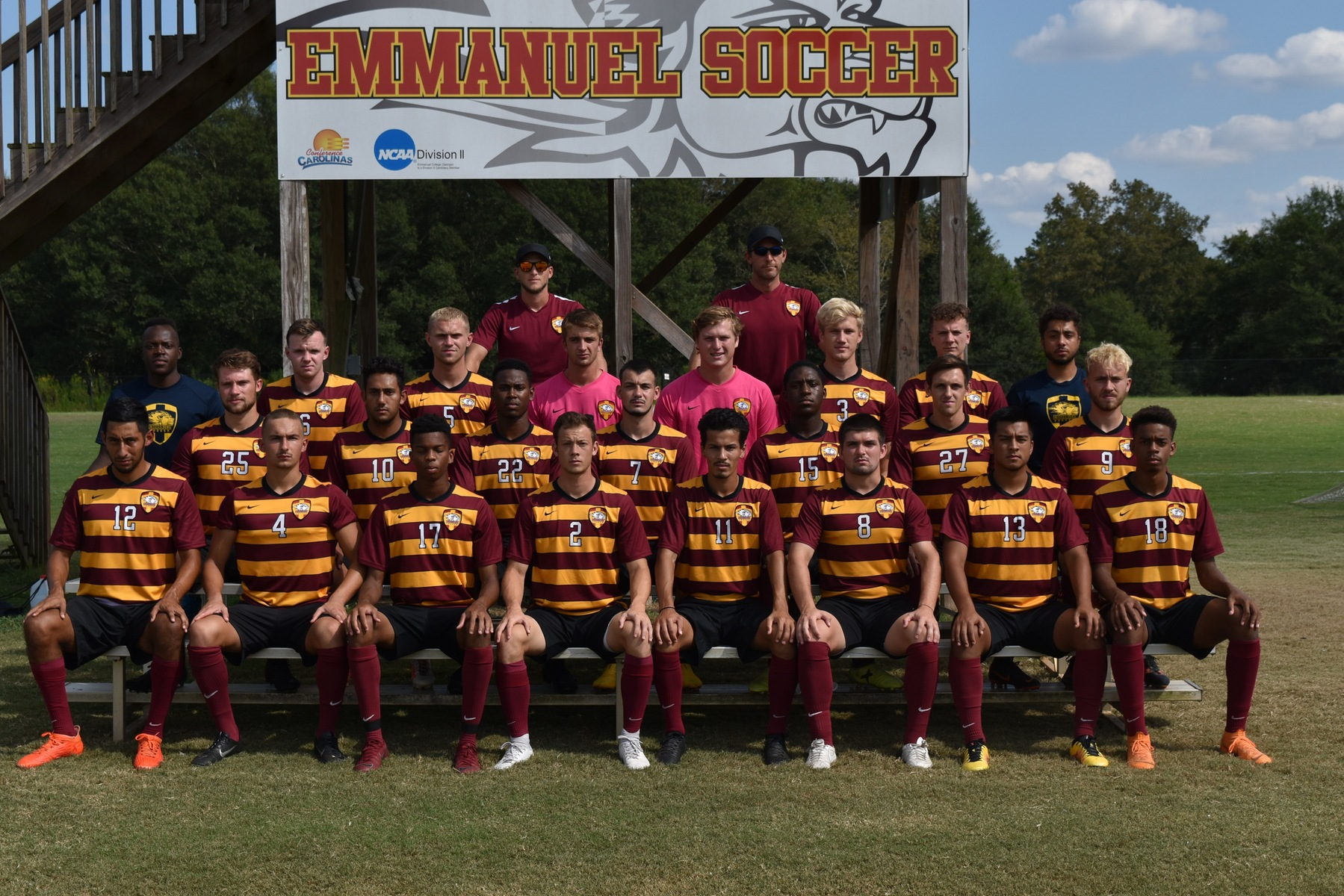 Men's Soccer Overcomes Clayton State in Overtime