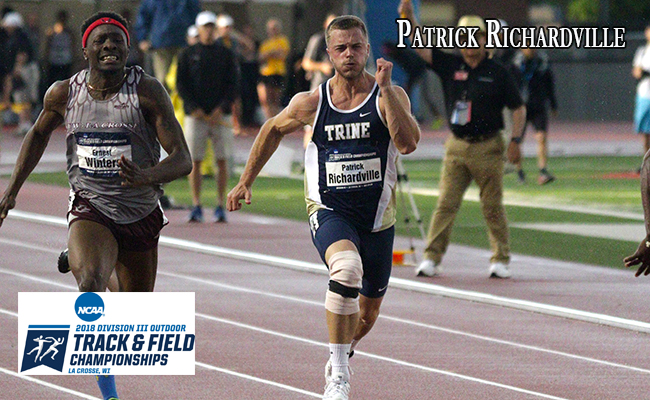 Richardville Competes at NCAA Outdoor Track Championships