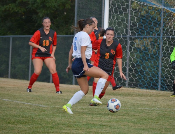 Westminster Women's Soccer Overcomes Principia on Four Townsend Goals