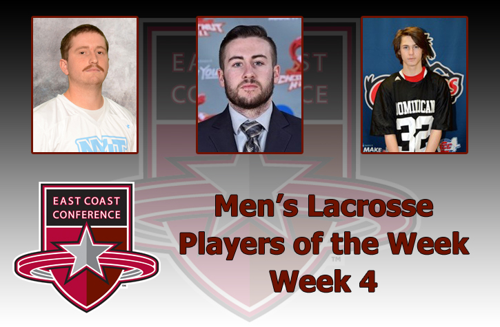 D'ALESSANDRO NAMED ECC ROOKIE OF THE WEEK