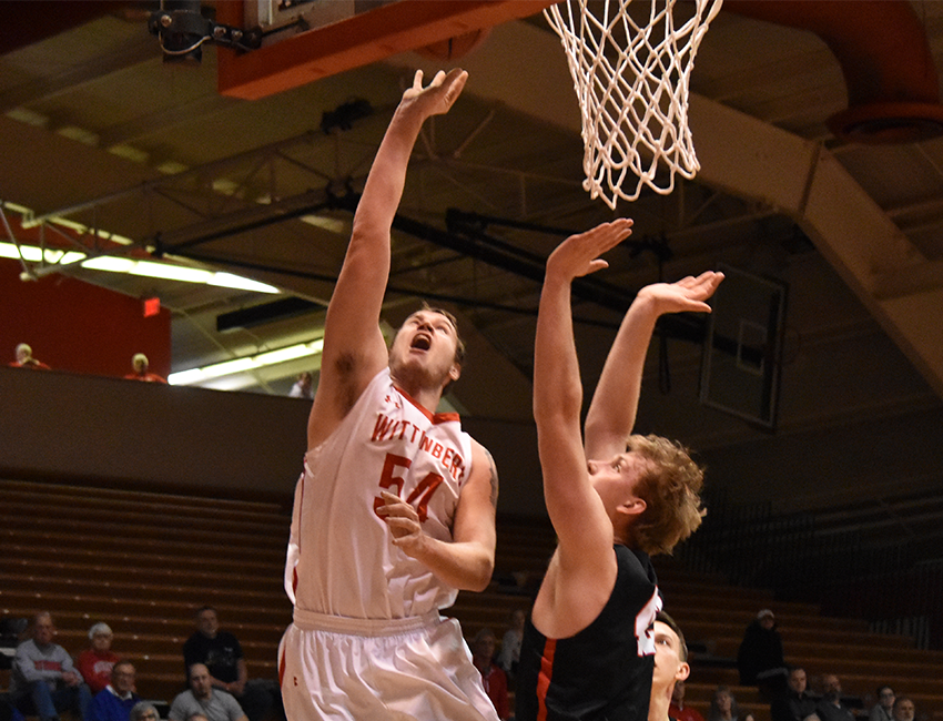 Tigers Advance To NCAC Semifinal With Convincing Win Over OWU