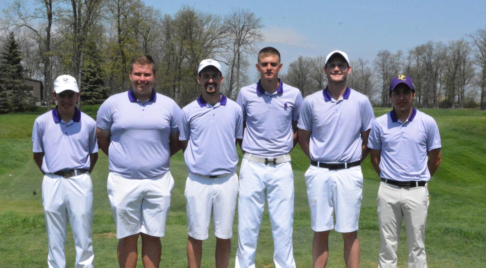 Men's Golf Receives GCAA 18Birdies Team Academic Award