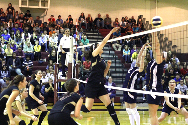 Volleyball Earns Fourth Place Finish